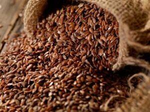 Flax Seeds in Hindi
