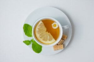 Lemon tea benefits in hindi