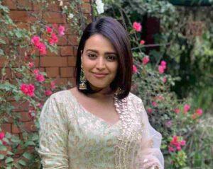 swara bhaskar biography in hindi